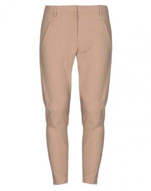 Повседневные брюки FIVEUNITS. Цвет: песочный