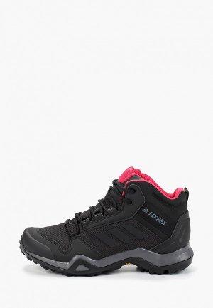 Ботинки трекинговые adidas TERREX AX3 MID GTX W. Цвет: черный
