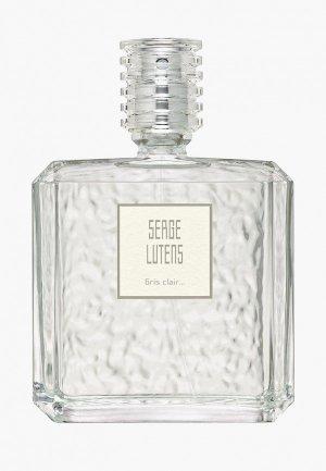 Парфюмерная вода Serge Lutens Gris Clair, 100 мл. Цвет: прозрачный