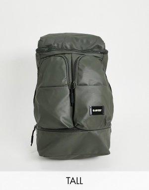 Рюкзак оливкового цвета Colmar-Зеленый цвет Hi-Tec