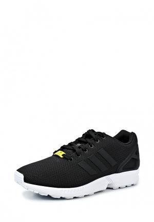 Кроссовки adidas Originals ZX FLUX. Цвет: черный