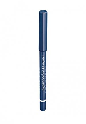 Карандаш для глаз Maybelline New York Expression Kajal, оттенок 36, синий, 1,14 г. Цвет: синий