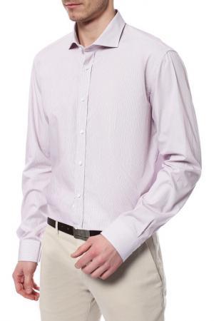 Рубашка Joop. Цвет: розовый