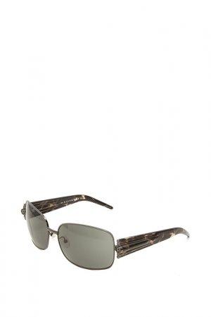 Очки солнцезащитные с линзами John Richmond. Цвет: 02 серый металлик