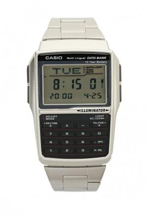 Часы Casio Collection DBC-32D-1A. Цвет: серый
