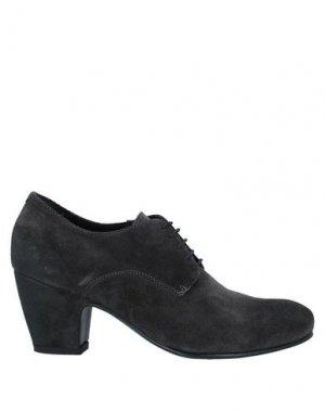 Обувь на шнурках ENTOURAGE. Цвет: стальной серый