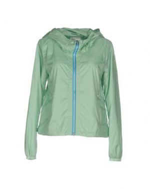 Куртка BOMBOOGIE. Цвет: светло-зеленый