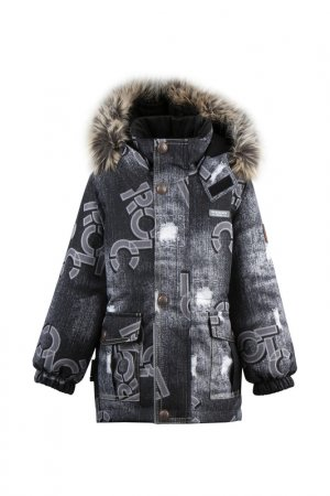 Куртка WOLFIE KERRY. Цвет: антрацитовый;серый;черный