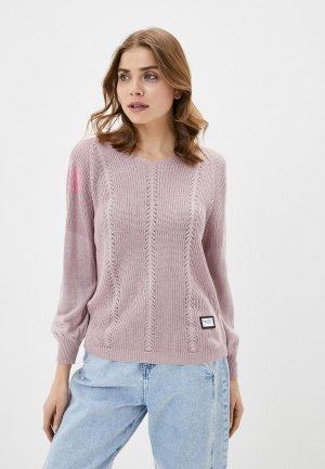 Пуловер Pavli. Цвет: розовый