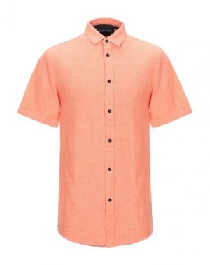 Pубашка ANERKJENDT. Цвет: оранжевый
