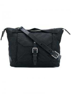 Francesca satchel bag Ally Capellino. Цвет: черный