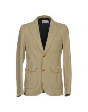 Пиджак DEPARTMENT 5. Цвет: песочный