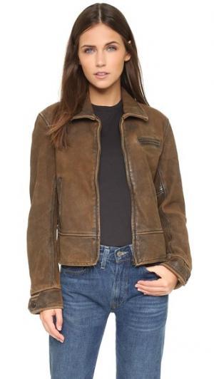 Кожаная куртка в стиле 1930-х гг. Levi's Vintage Clothing