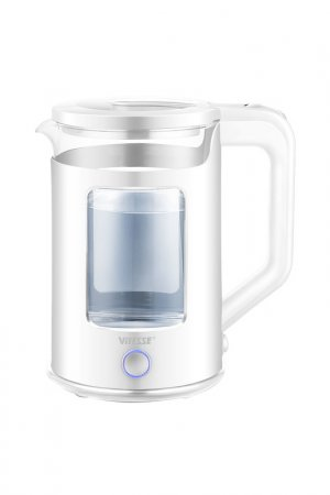 Чайник электрический 1,7л Vitesse. Цвет: белый