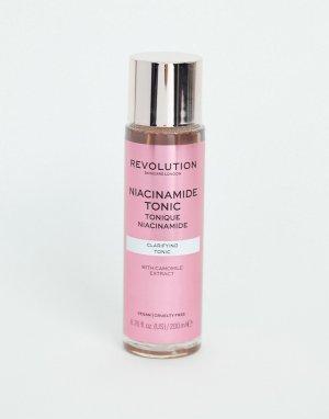 Тоник с ниацимидом Skincare-Бесцветный Revolution