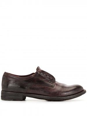 Туфли оксфорды Lexi Officine Creative. Цвет: коричневый