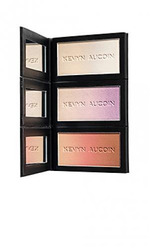 Палетка для лица the neo trio Kevyn Aucoin. Цвет: beauty: multi