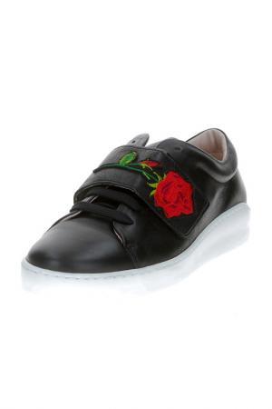 Кроссовки Dali. Цвет: черный