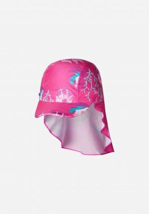 Панама Mustekala Розовая Reima. Цвет: розовый
