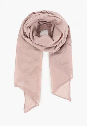 Шарф Intrico. Цвет: розовый