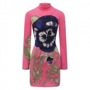 Платье Kenzo. Цвет: разноцветный
