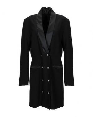 Легкое пальто ANNARITA N. Цвет: черный