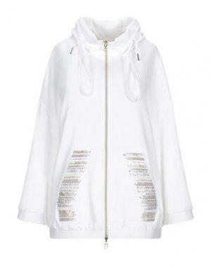 Куртка VDP CLUB. Цвет: белый