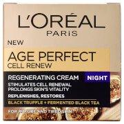 Антивозрастной ночной крем Dermo Expertise Age Perfect Cell Renew Advanced Restoring Night Cream (50 мл) LOreal Paris