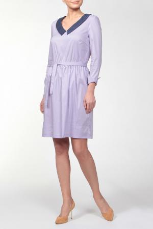 Платье Joe Suis. Цвет: фиолетовый