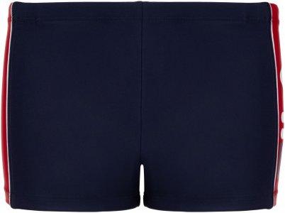 Плавки-шорты для мальчиков , размер 140 Fila. Цвет: синий
