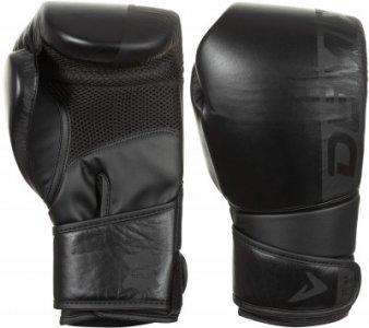 Перчатки боксерские , размер 10-16 Demix. Цвет: черный