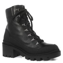 Ботинки G346/1 черный GIOVANNI FABIANI