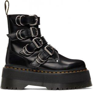 Black Max Hardware Jadon Boots Dr. Martens. Цвет: black