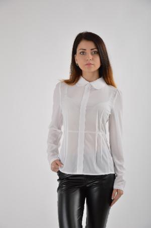 Блузка Fendi. Цвет: белый