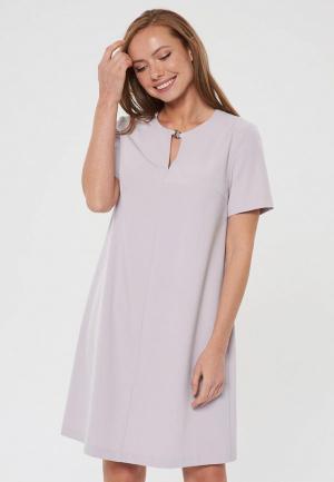 Платье Akimbo. Цвет: розовый