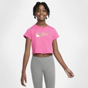 Футболка для девочек школьного возраста Sportswear Nike