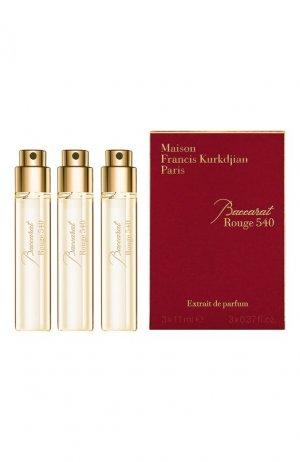Духи Baccarat Rouge 540 Maison Francis Kurkdjian. Цвет: бесцветный