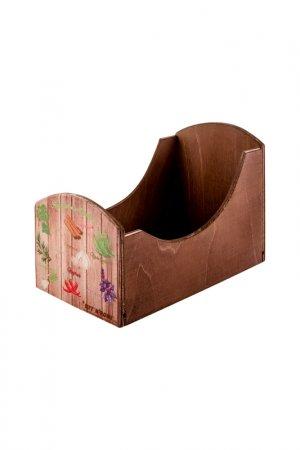 Подставка для специй GiftnHome Gift'n'Home. Цвет: коричневый