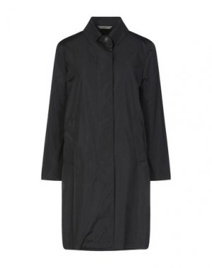 Легкое пальто MANUELA CONTI. Цвет: черный