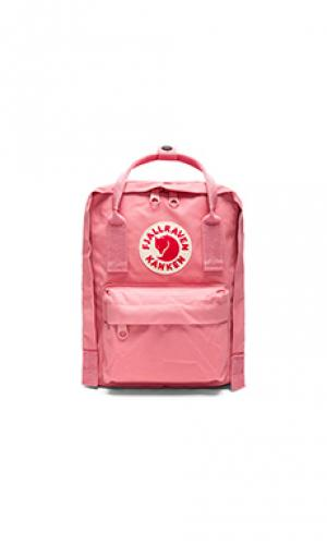 Рюкзак kanken mini Fjallraven. Цвет: розовый