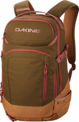 Рюкзак женский HELI PRO, 20 л Dakine. Цвет: коричневый