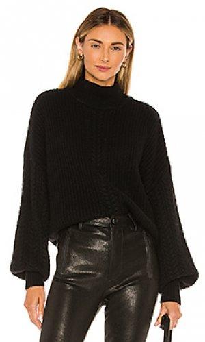 Свитер Autumn Cashmere. Цвет: черный