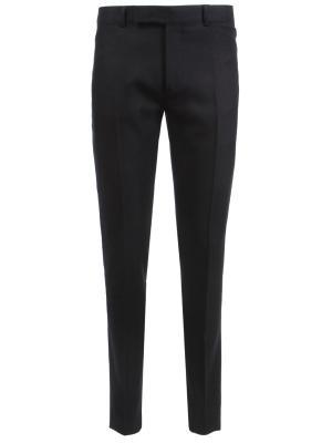 Классические брюки TOM FORD. Цвет: черный