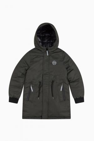 Куртка LEMON. Цвет: хаки