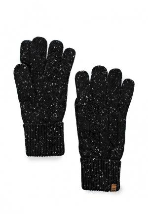 Перчатки Billabong BROOKLYN GLOVES. Цвет: черный