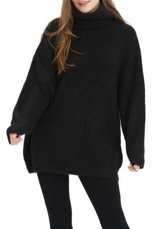 Пуловер TRUEPRODIGY. Цвет: черный