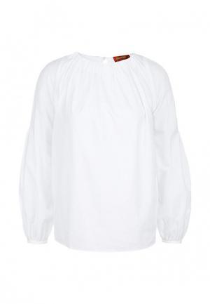 Блуза Анна Чапман. Цвет: белый