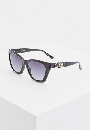 Очки солнцезащитные Jimmy Choo RIKKI/G/S 807. Цвет: черный