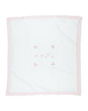 Одеяльце для младенцев ALETTA. Цвет: белый