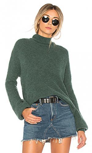 Пуловер independent Lovers + Friends. Цвет: зеленый